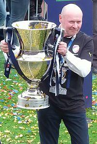FC Viktoria Plzeň - Czech League title celebration May 2015 - 05.jpg