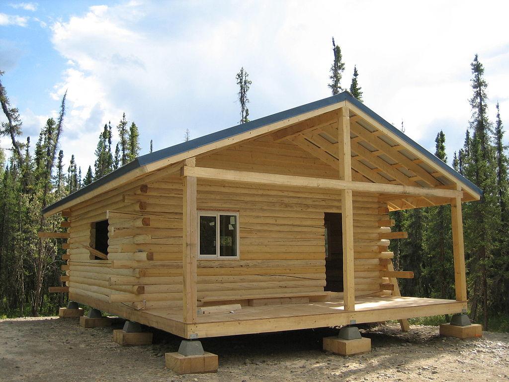 Cabin kit joy studio design gallery best design for Kit homes alaska