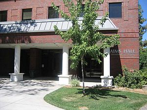 Fresno Pacific University - AIMS Hall, Mathematics and Science
