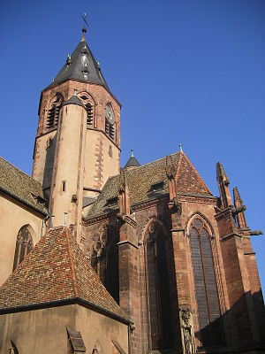 Haguenau - St. George's Church