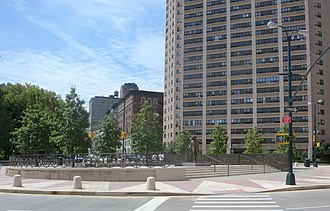 110th Street (Manhattan) - Frederick Douglass Circle