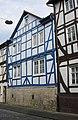 Fachwerkhaus an der Wallgasse - Eschwege - panoramio.jpg