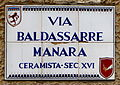 Faenza, stratnoma tabulo, via Manara, 1.jpeg