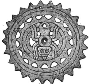 Cherokee mythology - Image: Fainsislandpage 35spider
