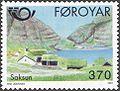 Faroe stamp 213 saksun.jpg
