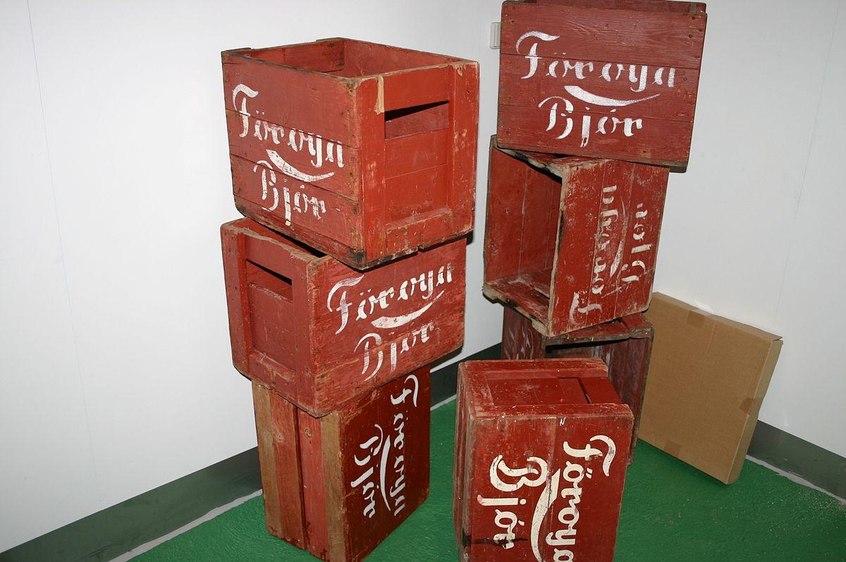 hvor mange øl i en kasse