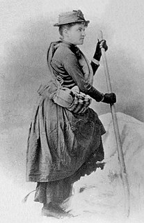 Fay Fuller American journalist and mountaineer