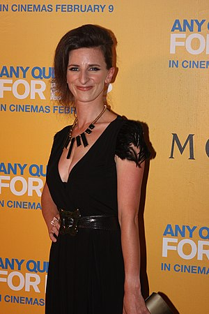 Felicity Ward - Felicity Ward at the Any Questions for Ben? Premiere In Sydney, Australia, January 2012