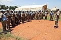 Female combat troops of South African Contingent in MONUSCO on robust foot and moblile patrols 80.jpg