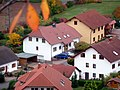 """Ferienhaus """"Chalet 4 Jahreszeiten"""" in Weiler bei Monzingen - von Nordwesten - panoramio.jpg"""