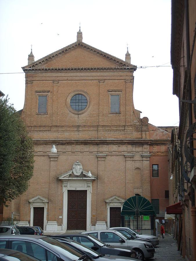 Church of Gesù, Ferrara