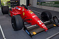 Ferrari F1-87 front-right 2015 Honda Collection Hall.jpg