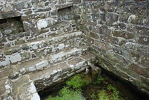 Clynnog Fawr - St Bueno's Well