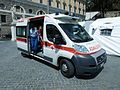 Fiat power Odone Ambulanza in Rome pic2.JPG