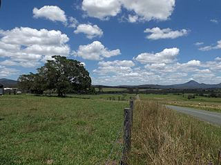 Allenview, Queensland Suburb of Scenic Rim Region, Queensland, Australia