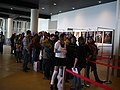File d'attente - Dédicaces Invités Japonais - Monaco Anime Game Show - P1560440.jpg