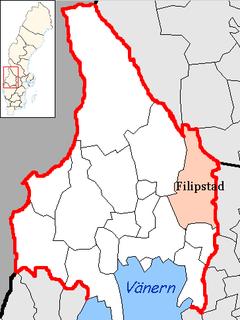 Filipstad Municipality Municipality in Värmland County, Sweden