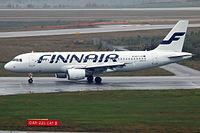 OH-LXD - A320 - Finnair