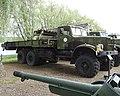 Finnish Artillery Museum 015 - KrAZ 255 (26792352089).jpg