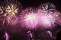 Fireworks in Edogawa, Tokyo; August 2008 (07).jpg