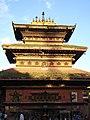 First ray sun at bhaktapur bhairab temple.jpg