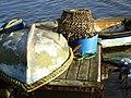 Fishing Equipment at Keyhaven - geograph.org.uk - 333947.jpg