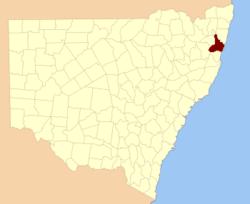 Fitzroy NSW