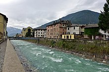 The Adda in Tirano