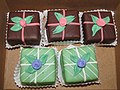 Five Petit Fours from Sweet Things Bakery (44411294035).jpg