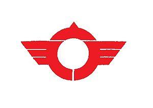 Toba, Mie - Image: Flag of Toba Mie