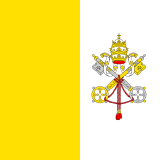 Flag of the Vatican City.svg