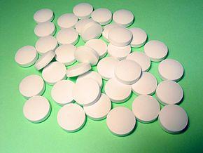 Tabletka – Wikipedia, wolna encyklopedia