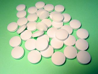 Tablet (pharmacy) - Common disk-shaped tablets