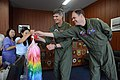 Flickr - Official U.S. Navy Imagery - Navy officers accept paper cranes and paper flower balls..jpg
