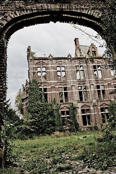 Kasteel van Mesen, Lede, Belgium (1 of 19)