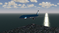 FlightGear 777-200ER at Honolulu.png