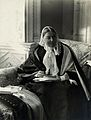 Florence Nightingale. Photograph by Millbourn. Wellcome V0026904.jpg