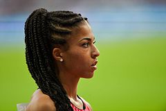 Floria Gueï Meeting de Paris 2016.jpg