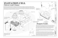 Flotation Cell- Denver Lead Cleaner - Shenandoah-Dives Mill, 135 County Road 2, Silverton, San Juan County, CO HAER CO-91 (sheet 22 of 27).png