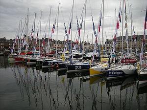 Flotte Figaro 2012 Paimpol.JPG