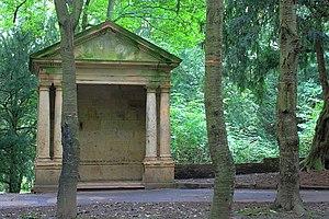 Stewart Park, Middlesbrough - Image: Folly, Stewart Park geograph.org.uk 967541