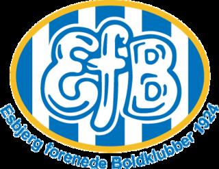 Esbjerg fB association football club in Denmark
