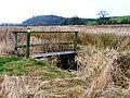 Footbridge Over Ditch - geograph.org.uk - 126706.jpg