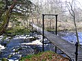 Footbridge across the Alness River - geograph.org.uk - 1774598.jpg