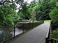 Footbridge over the River Kelvin - geograph.org.uk - 889957.jpg