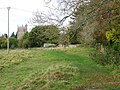 Footpath, Bradford Abbas - geograph.org.uk - 1567305.jpg