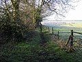 Footpath off Chinnor Road - geograph.org.uk - 843148.jpg