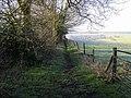 Footpath off Chinnor Road - geograph.org.uk - 843148.jpg