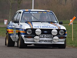 Ford Escort RS1800 - Race Retro 2008 05.jpg