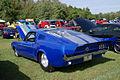 Ford Mustang 1968 Fastback Blown Dragster LSideRear Mustang Meet FOF 17April2010 (14443858539).jpg